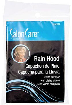 Salon Care Full Visor Rain Hood