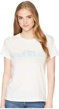 Billabong Mermaid T-Shirt Top Women's T Shirt
