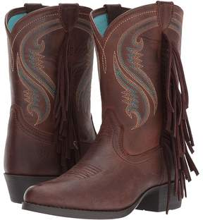 Ariat Fancy Western Cowboy Boots