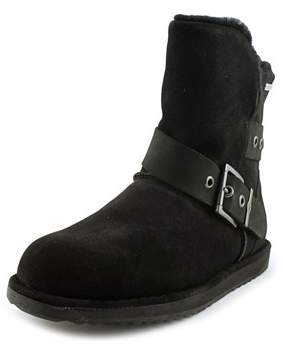 Emu Parkes Round Toe Suede Winter Boot.