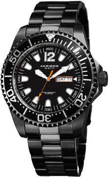 Akribos XXIV Diver Style Watch, 44mm