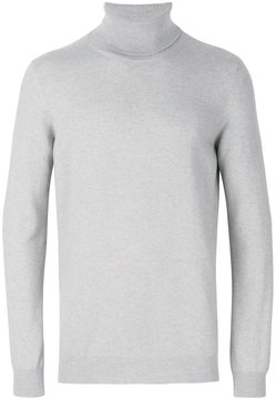 Jil Sander roll neck knit pullover