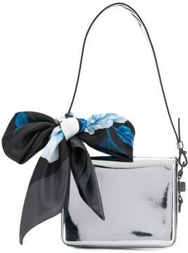 Off-White Off White Mirrir Flap Shoulder Bag