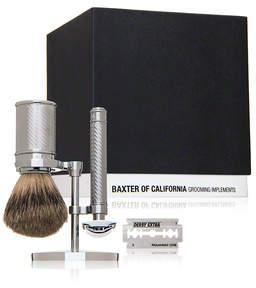 Baxter of California Safety Razor Set