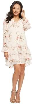 Bobeau B Collection by Bowwie Floral Dress Women's Dress