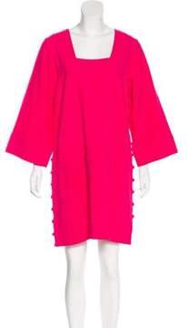 Apiece Apart Long Sleeve Mini Dress