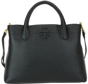 Tory Burch Mcgraw Bag - BLACK - STYLE