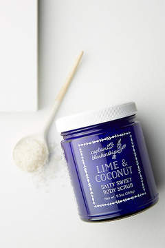 Captain Blankenship Lime & Coconut Salty Sweet Body Scrub