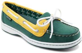 Eastland Women's Oakland Athletics Sunset Boat Shoes