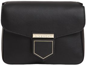 Givenchy Small Nobile Satinated Leather Bag