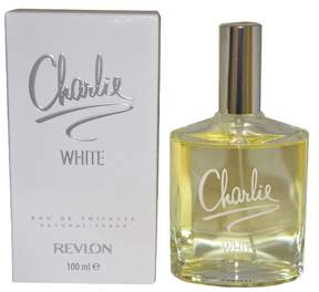 Charlie White by Revlon Eau de Toilette Women's Spray Perfume - 3.4 fl oz