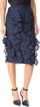 Alexis Jensine Lace Skirt