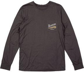 Brixton Maverick Premium Pocket Long-Sleeve T-Shirt