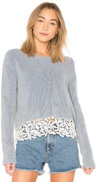 Generation Love Felix Lace Sweater