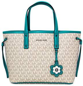 Michael Kors Carter Mini Reversible Tote - Vanilla - ONE COLOR - STYLE