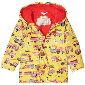 Hatley Fire Trucks Raincoat Boy's Coat