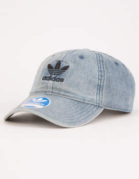 adidas Relaxed Mens Denim Strapback Hat