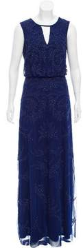 Aidan Mattox Embellished Evening Dress w/ Tags