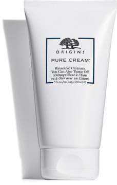 Pure Cream Rinseable Cleanser You Can Also Tissue Off