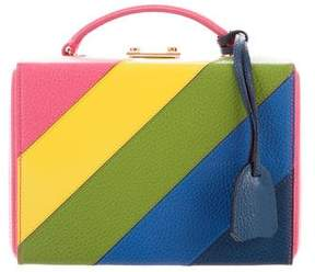 Mark Cross Grace Rainbow Box Bag