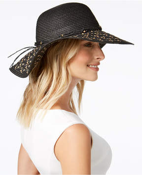 INC International Concepts I.n.c. Beaded Floppy Hat, Created for Macy's