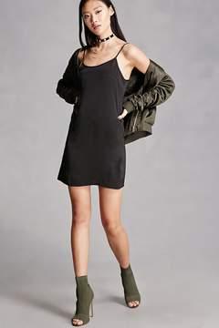 Forever 21 Open-Toe Knit Stiletto Heels
