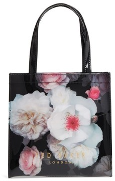 Ted Baker Small Cerycon Chelsea Faux Leather Tote - Black