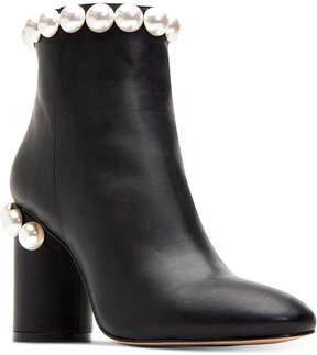 Katy Perry Opearl Block-Heel Booties Women's Shoes