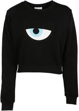 Chiara Ferragni Classic Logo Sweatshirt
