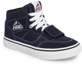 Vans Boy's Mountain Edition Mid Top Sneaker