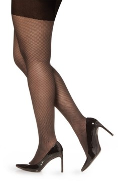 Berkshire Plus Size Women's Easy On Control Top Tights