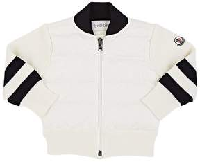 Moncler Infants' Down-Quilted Zip-Front Cardigan