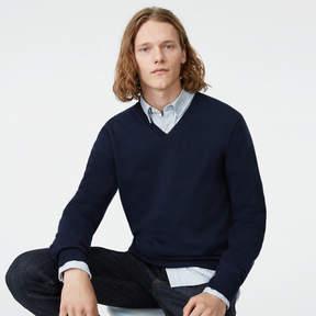 Club Monaco Merino V-Neck Sweater