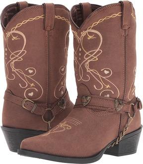 Durango 8 Heartfelt Lil' Crush Cowboy Boots