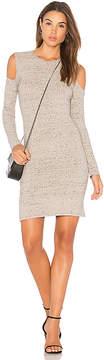 David Lerner Cold Shoulder Mini Dress