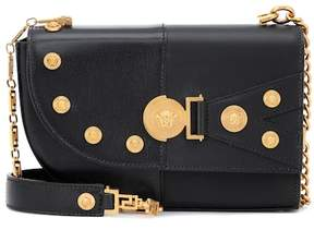 Versace The Clash Medium leather shoulder bag