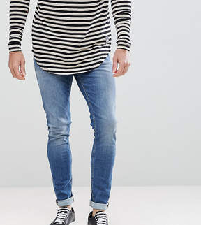 Nudie Jeans Skinny Lin Jeans Celestial Wash