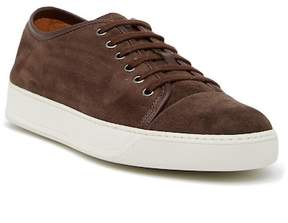 Santoni Acadia Suede Sneaker