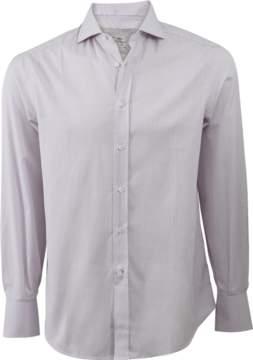 Brunello Cucinelli Window Pane Check Shirt