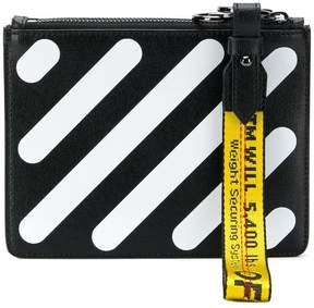 Off-White Diag Double clutch