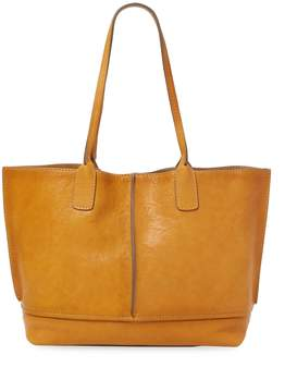 Frye Women's Leather Panel Tote