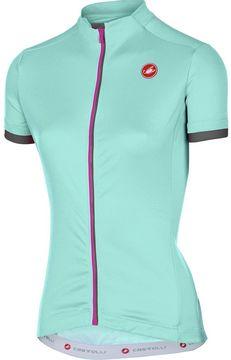 Castelli Anima Jersey - Short-Sleeve