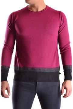 Reign Men's Fuchsia Acrylic Sweater.