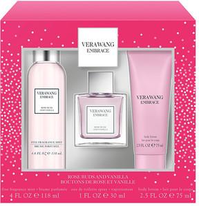 Vera Wang Embrace Embrace Rosebud & Vanilla 3 piece Gift Set 3 piece