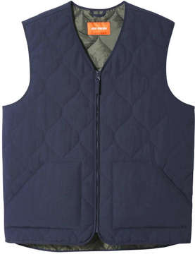 Joe Fresh Men's Quilted Vest, JF Midnight Blue (Size S)