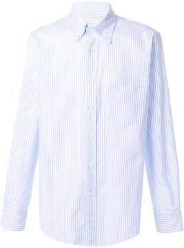 Loro Piana striped classic shirt