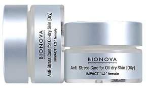 BIONOVA Women's Nano Skin Tech Facial Anti-Stress For Oily-Dry Skin (Level 2)
