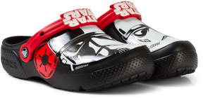Crocs Black Storm Trooper Clogs