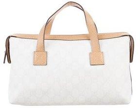 Gucci GG Supreme Handle Bag - NEUTRALS - STYLE