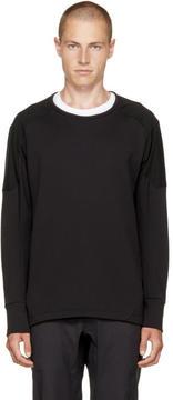 Arcteryx Veilance Black Graph Sweater